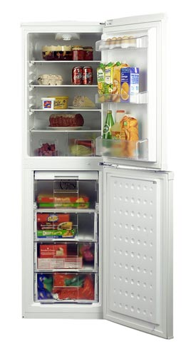 Beko CDA543FW Fridge/Freezer